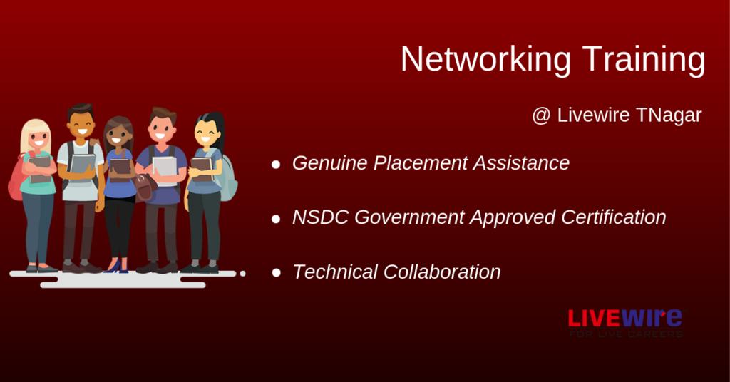 Networking Training TNagar