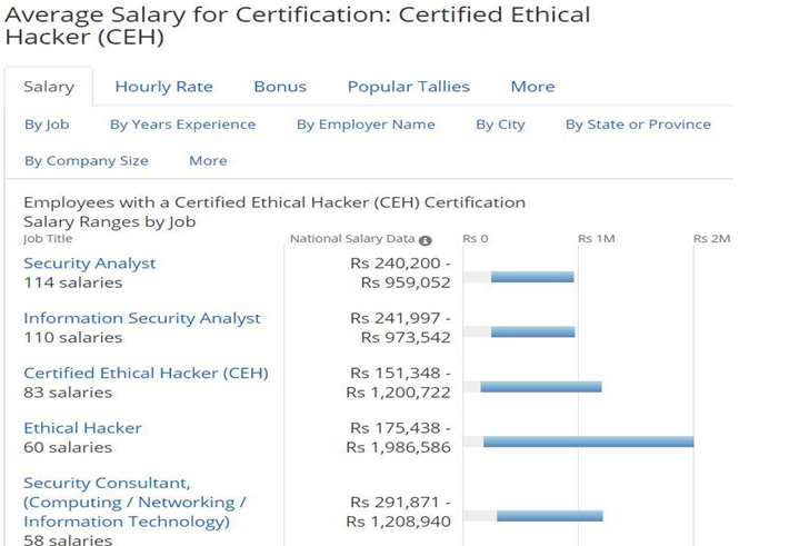 Ethical Hacking training in bellary