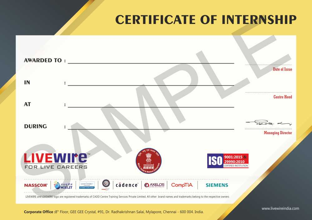 LIVEWIRE | ISO Certified Training Institute - IT